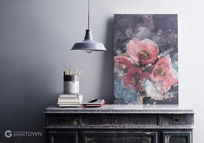 kwiat-granatu2-5-canvas