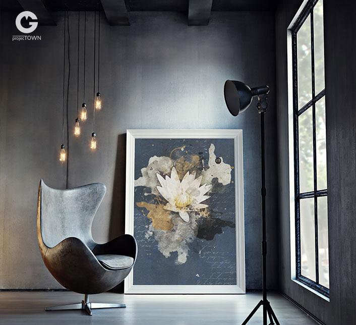 lilia-wodna2-5-canvas