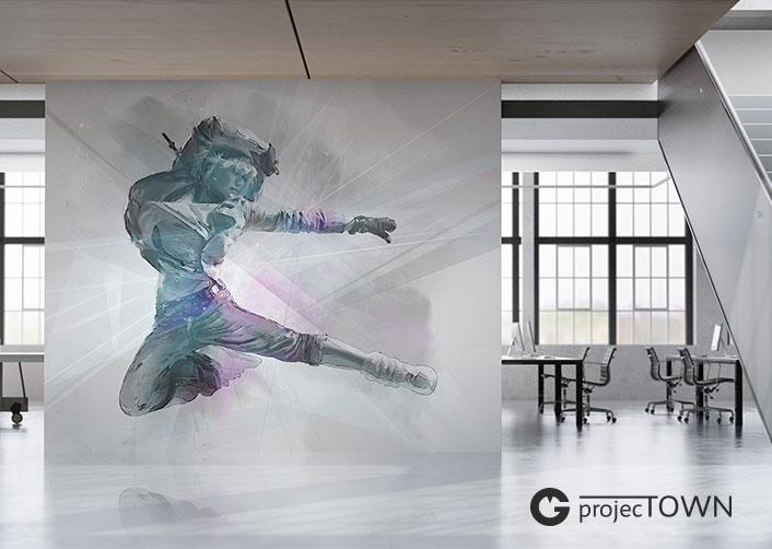 taniec-nowoczesny2-4-fototapeta