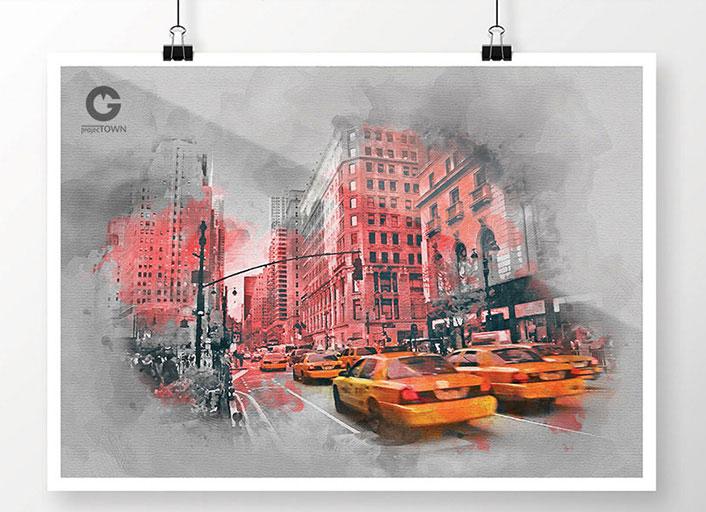 nowyjork1-11-plakat