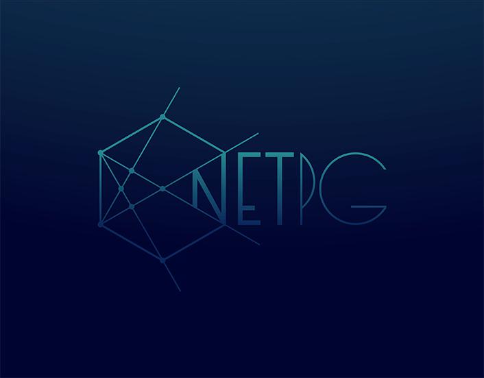 Wersja logo na ciemnym tle.